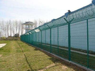 监狱护栏网客户案例